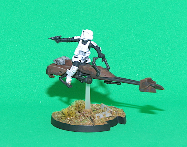 Star Wars: Legion - Speeder Bikes