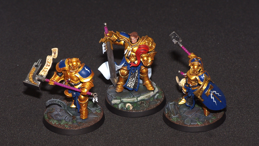 Shadespire Liberators