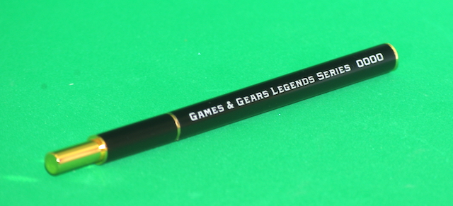 Games & Gears Legends Series