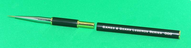 Games & Gears Legends Series