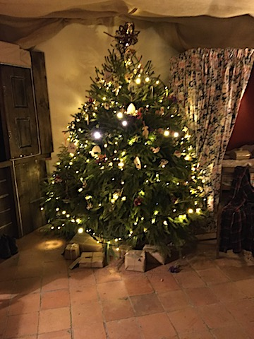 Christmas at Attingham