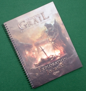 Tainted Grail: The Fall of Avalon - Journal