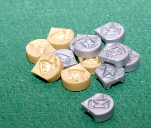 Tainted Grail: The Fall of Avalon - Tokens