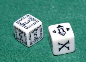 Tainted Grail: The Fall of Avalon - Dice