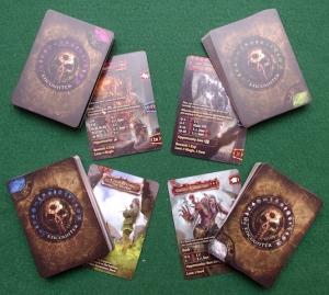 Tainted Grail: The Fall of Avalon - Encounter Decks