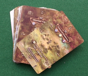 Tainted Grail: The Fall of Avalon - Location Cards