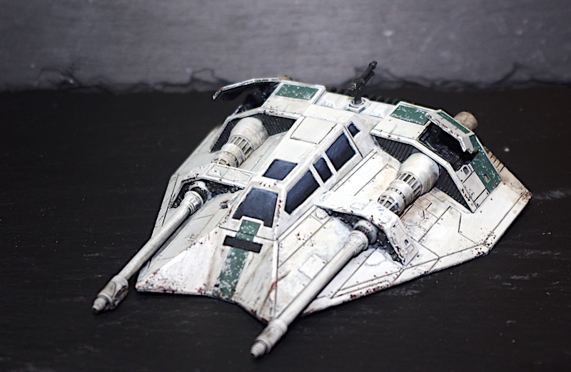 Star Wars Legion: T-47 Airspeeder