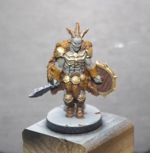 Gloomhaven - Painting the Brute