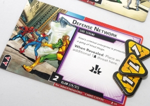 Marvel Champions: The Card Game - Side scheme