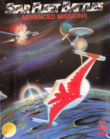 Star Fleet Battles - Advanced Missions