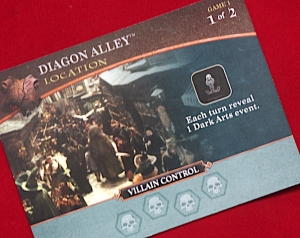 Harry Potter - Location Card