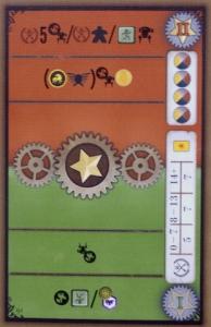 Scythe - Automa card