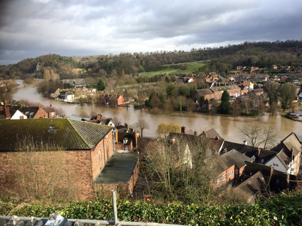 Bridgnorth Flooding