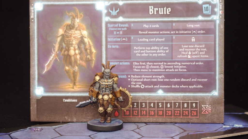 Gloomhaven - The Brute