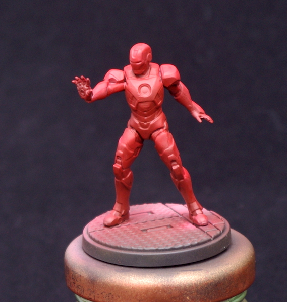 Marvel: Crisis Protocol - Iron Man first glaze