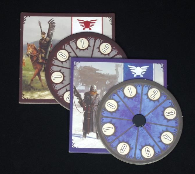 Scythe - Power dials
