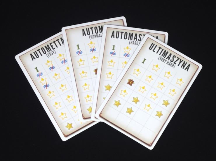 Scythe - Automa