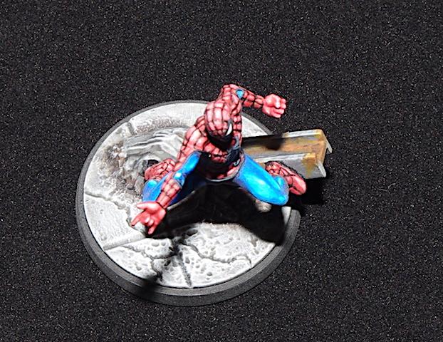 Marvel: Crisis Protocol - Spider-Man