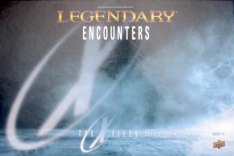 Legendary Encounters: X-Files