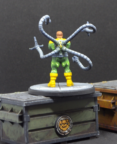 Marvel: Crisis Protocol - Doctor Octopus