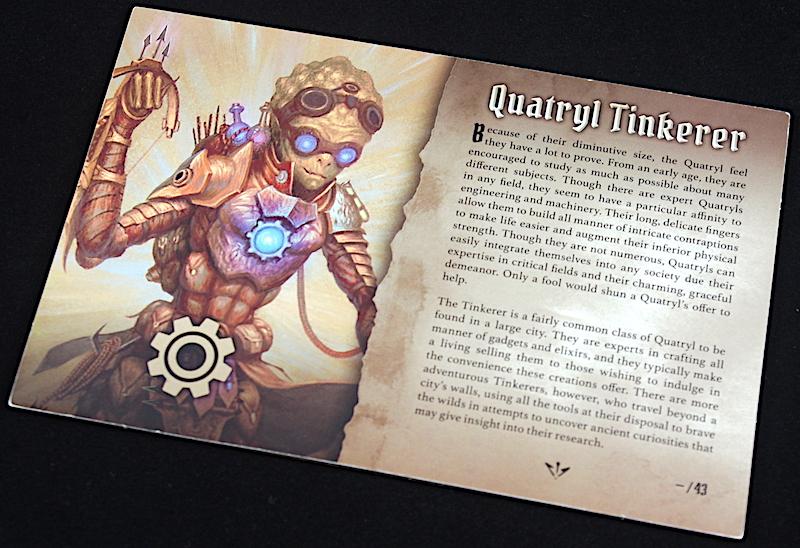 Gloomhaven - Quatryl Tinkerer