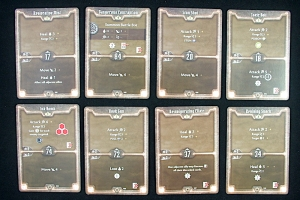 Gloomhaven - Ability cards