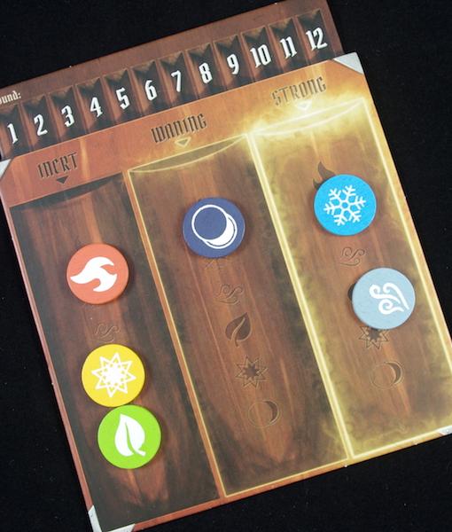 Gloomhaven - Elements