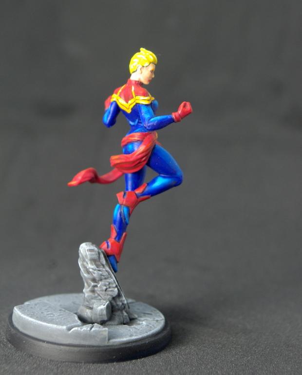 Marvel: Crisis Protocol - Captain Marvel