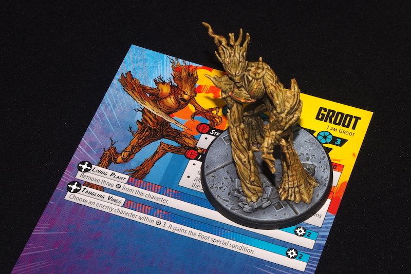 Marvel: Crisis Protocol - Groot