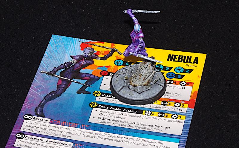 Marvel: Crisis Protocol - Nebula