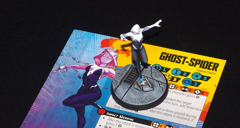 Marvel: Crisis Protocol - Ghost Spider