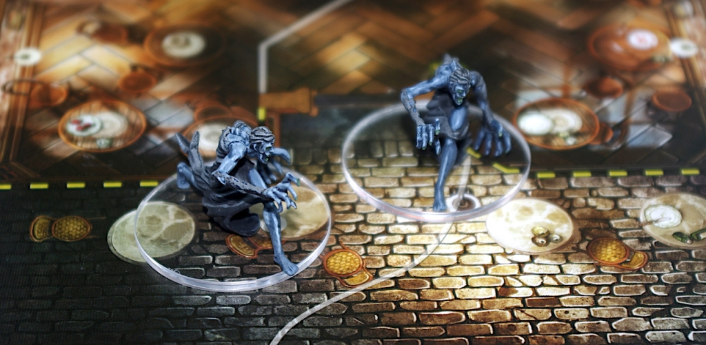 Mansions of Madness - Wraiths