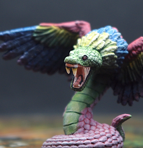 Mansions of Madness - Feathered Serpents