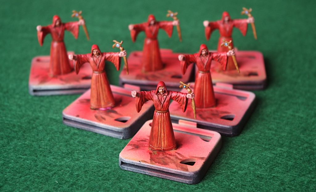 Mansions of Madness: Cultists